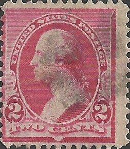 # 220 Used Carmine George Washington