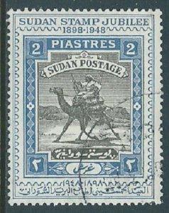 Sudan, Sc #95, 2pi Used