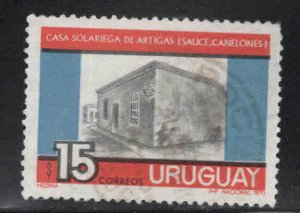 Uruguay Scott 777 Used stamp