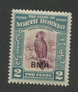 NORTH BORNEO #209 MINT VF