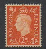 GB George VI  SG 465 unmounted Mint very light gum disturbance