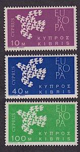CYPRUS 201-203 MLH