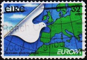 Ireland. 1995 32p S.G.952 Fine Used