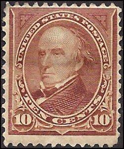 282C Mint,OG,NH... SCV $175.00