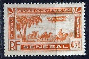 Senegal ~ Scott # C8 ~ MNH