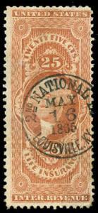 momen: US Stamps #R47c Used Revenue