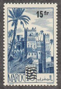 French Morocco - 1954 - SC 294 - H