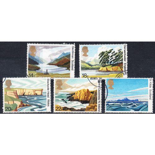 1981 The 50th Anniversary of the National Trust for Scotland - full set Used