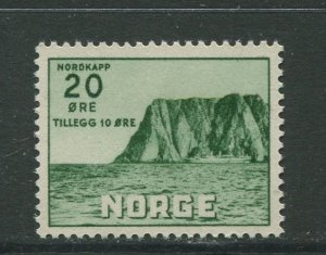 STAMP STATION PERTH Norway #B54 North Cape Type Issue 1953 MLH