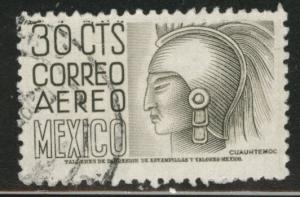 MEXICO Scott C210 Used perf 10.5x10 stamp