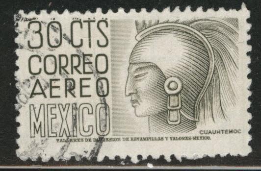 MEXICO Scott C210 Used perf 10.5x10 stamp