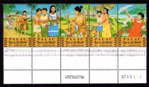 Palau 121a Christmas MNH VF