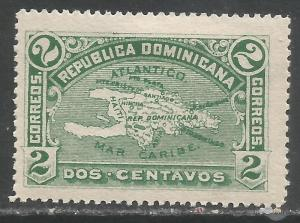 DOMINICAN REPUBLIC 114 MOG 363G-1