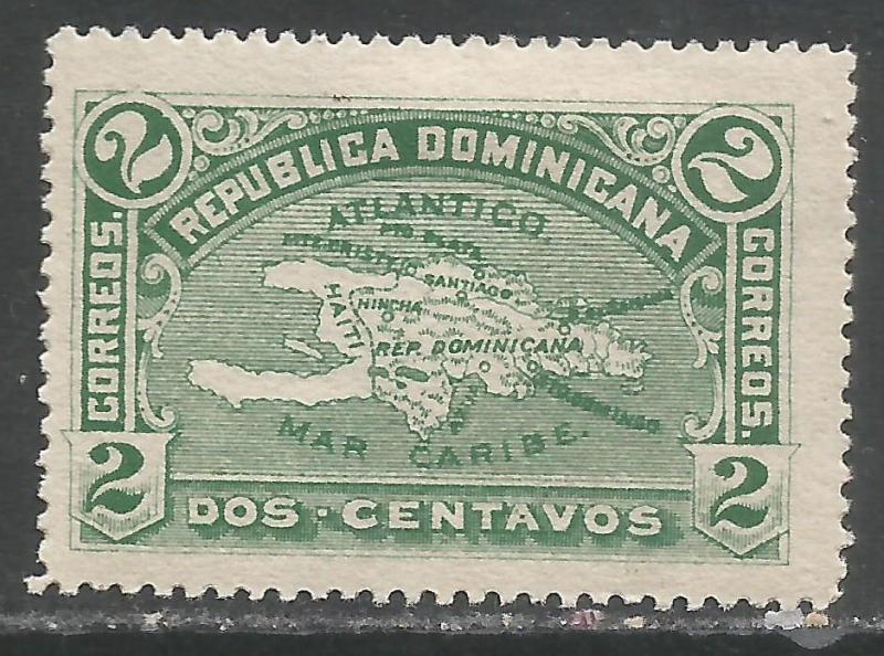 DOMINICAN REPUBLIC 114 MOG 363G-1