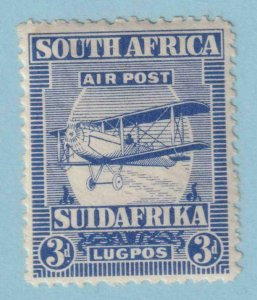 SOUTH AFRICA C2 AIRMAIL  MINT HINGED OG * NO FAULTS EXTRA FINE!