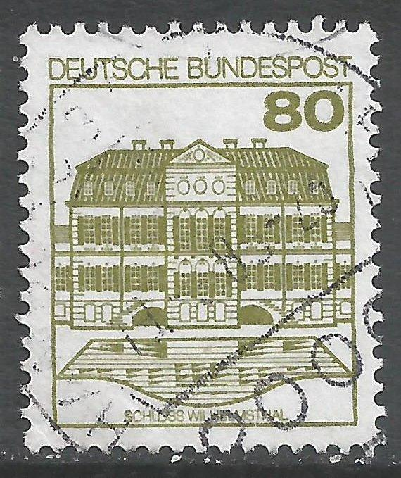 GERMANY 1312 VFU O512-4