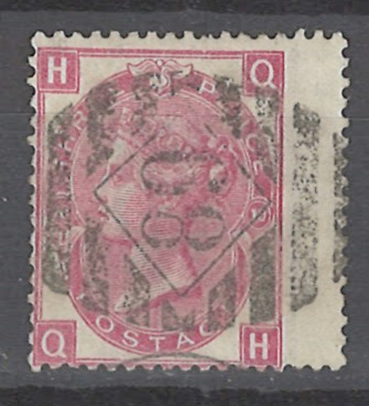 COLLECTION LOT # 2212 GREAT BRITAIN #49p10 1867 CV=$145