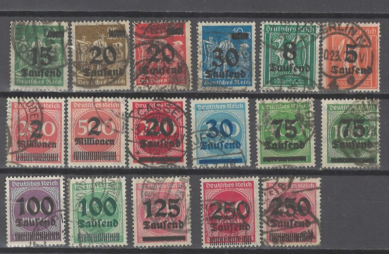 COLLECTION LOT # 4829  GERMANY #278 1923