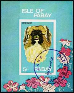 Great Britain(Pabay). 1969 5s Miniature Sheet. Fine Used