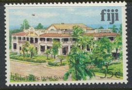 Fiji SG 591A  SC# 420  MNH  Architecture  see scan