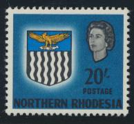 Northern Rhodesia  SG 88 SC# 88 MH - see details