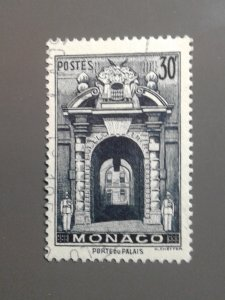 Monaco 275 VF Used. Scott $ 3.50