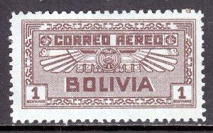 Bolivia - Scott #C41 - MH - Minor creasing - SCV $3.25