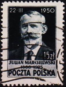 Poland. 1950 15z S.G.666 Fine Used