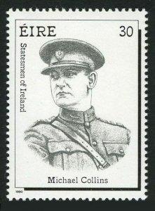 Ireland 807,MNH.Michel 722. Michael Collins,statesman,1990.