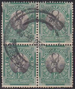 South Africa 33 Springbok 1930