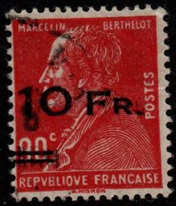$France Sc#c3 used, fine, CV. $1800