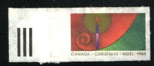 Canada stick N Tic label   u VF 1984 PD