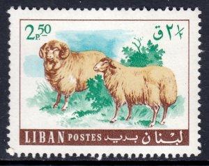 Lebanon - Scott #455 - MNH - SCV $5.00