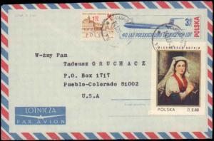 Poland, Postal Stationery, Art