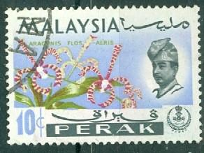 Malaysia - Perak - Scott 143