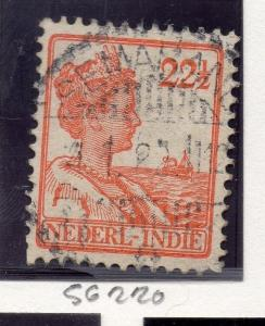 Dutch Indies 1912-32 Early Issue Fine Used 22.5c. 165038