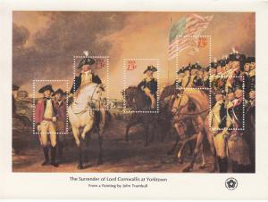 United States #1686-1689 Bicentennial Sheets, Please see the description