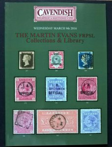 Auction Catalog MARTIN EVANS Collections & Library GB Postal History Parcel Post