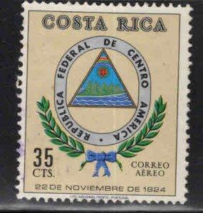 Costa Rica Scott C519 Used 1923 stamp