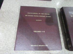 $ RH White Encyclopedias Vol I-IV + Papers+Gums, SCARCE