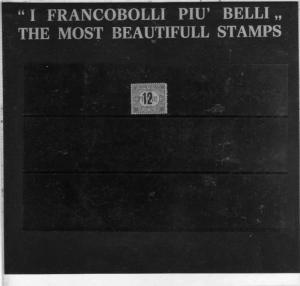 FIUME 1918 - 1919 SEGNATASSE TAXE DUE TASSE POSTAGE DUE 12 F VERDE E NERO MH