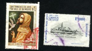 Chile 471,507  used VF  PD