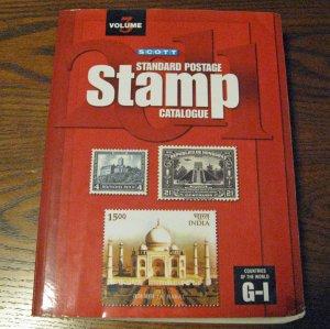 2011 Scott Stamp Catalogue Countries G-I