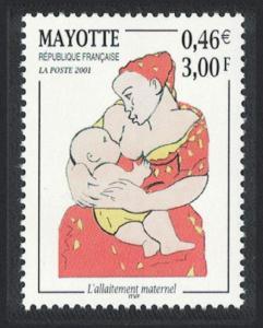 Mayotte Breastfeeding 1v SG#130