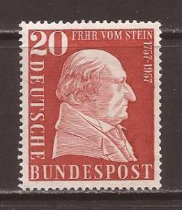 Germany scott #776 m/nh stock #35648
