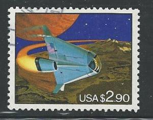 US Cat # 2543 - Space Shuttle, Used*