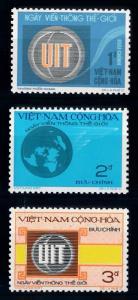 [65399] Vietnam South 1973 ITU Communication Globe  MNH