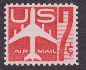 C60 Silhouette of Jet MNH Single