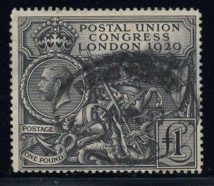 Großbritannien, Sc 209 ( Sg 438), Gebraucht