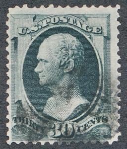 UNITED STATES (US) 165 USED, F-VF
